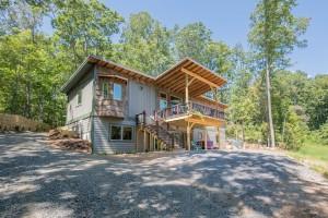 Silver Lining Cabin near Asheville