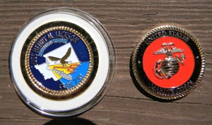 United States Military Coins