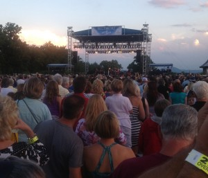 Biltmore Concert from the cheap seats!